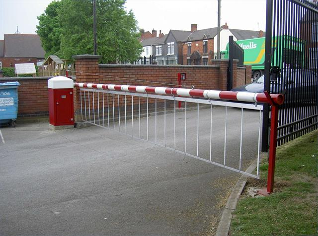 Automatic Car Park Barriers