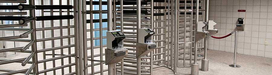 speed gates & bi folding gate installations