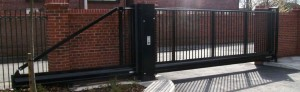 automatic-security-gate-installer