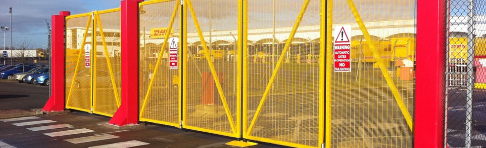 Automatic Vehicle Barriers