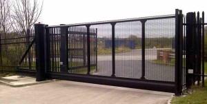 sliding gate automatic