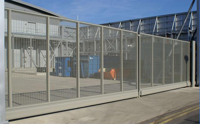 Automatic Motorised Sliding Gates