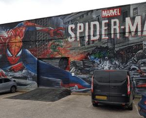 custard-factory-spiderman-graffiti