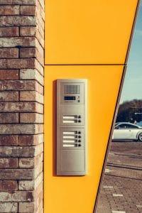 door entry system intercom