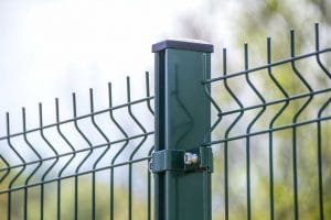 prison mesh fencing