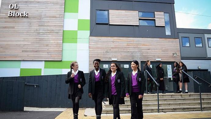 swanhurst school pupils