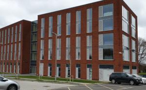 Newman University building front
