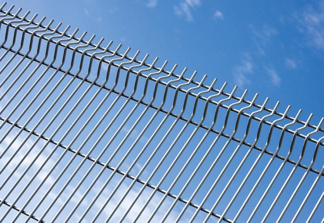 mesh panel fencing