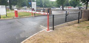 Automatic Car Park Barrier