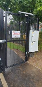 automatic entrance gates 2